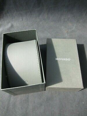 Vintage Movado watch box