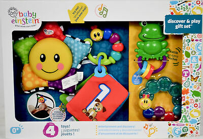 Baby Einstein Discover and Play Gift Set