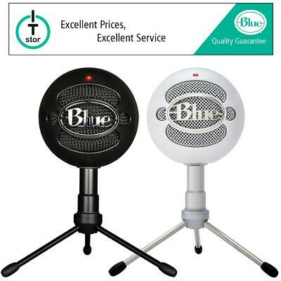 Blue Microphones - Snowball ICE - USB Microphone - Manufacturer refurbished