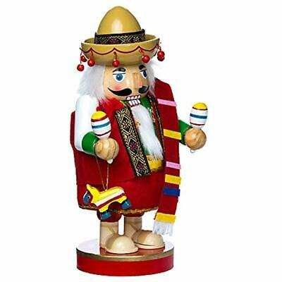10.25-Inch Mexican Nutcracker Tablepiece Chubby Collection Home &amp Kitchen