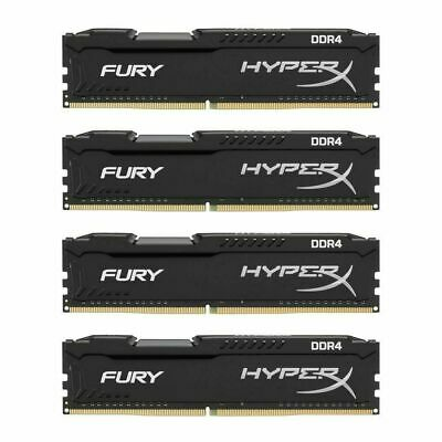 8GB 16GB 32GB DDR4 3200MHz DIMM Desktop Memory For Kingston HyperX FURY RL1AU