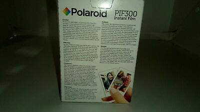 Polaroid PIF300 Instant Film Replacement - Designed for use with Fujifilm Ins...