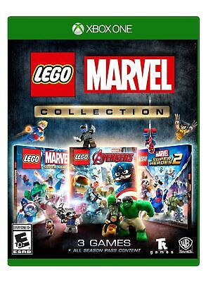 Lego Marvel Collection - Xbox One [video game]