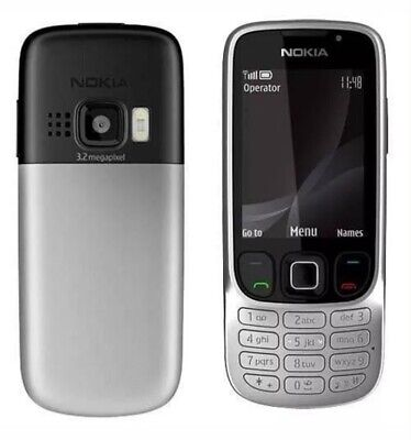 Nokia Classic 6303i Dummy Mobile Cell Phone Display Toy Fake Replica