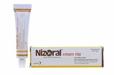 2 box Nizoral Cream 10g Treatment For Fungal Infections Of The Skin