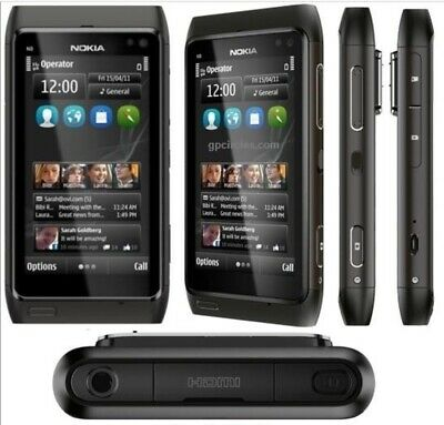 Nokia N8 Dummy Mobile Cell Phone Display Toy Fake Replica