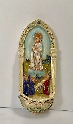 Holy Water Font, Out Lady Of Fatima