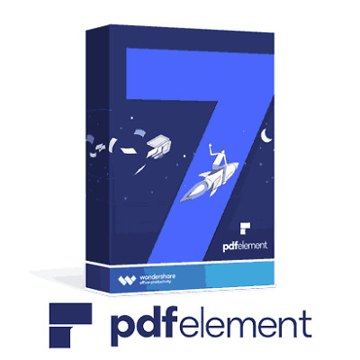 Wondershare PDFelement Pro 7.5 (Latest) for MAC + Lifetime Activation