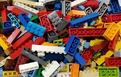 New LEGO Lot of 15 Yellow 1x2 Basic Buildings Bricks from 5767 5749