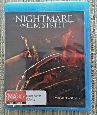 A Nightmare on Elm Street (2010 Film), Blu-ray, As new condition