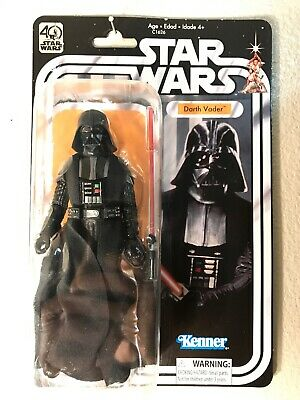 Hasbro DARTH VADER MOC 40th Anniversary STAR WARS The BLACK SERIES 6in.