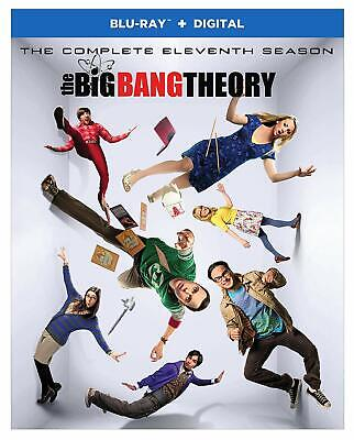 The Big Bang Theory: The Complete Eleventh Season [Blu-ray] (Brand New)