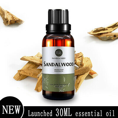 RA 30ml Sandalwood Essential Oil 100% Pure & Natural Therapeutic Aromatherapy AU