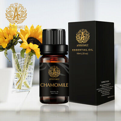 CHAMOMILE 100% Pure Natural Essential Oil Therapeutic Grade Oils Aromatherapy AU