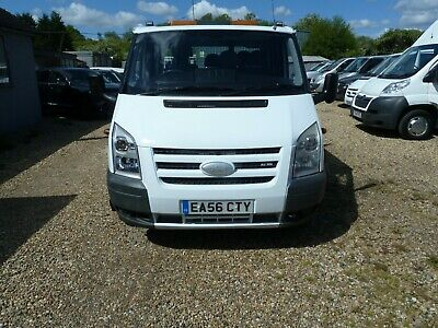 ford transit 100 swb trend euro 5 lovely condition no vat