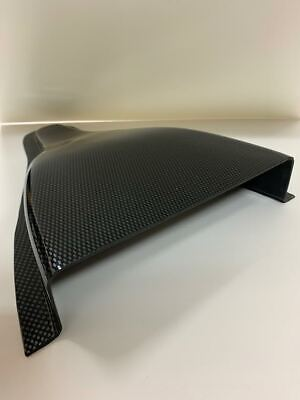 Naca Duct / Air intake - NACA Duct LARGE CARBON EFFECT OUTSIDE Plastic