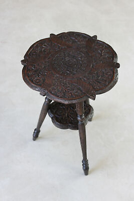 Antique Indian Occasional Table