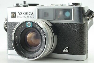 """"""" Appearance N Mint+ AS IS """"  Yashica Electro 35 GL Rangefinder 40mm f/1.7 #107A"""