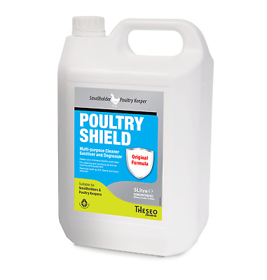 Biolink Poultry Shield Multipurpose Cleaner Sanitiser Odour Neutralizer