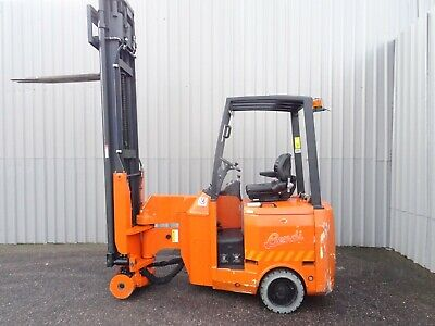 Bendi B315. Used Electric Articulated Forklift Truck. (#2553)