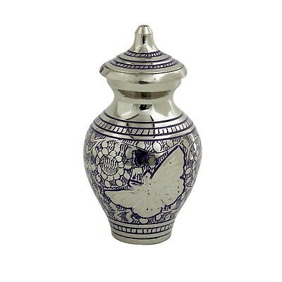 Mini Cremation Urn for ashes Funeral Memorial Small Keepsake egg mini urn