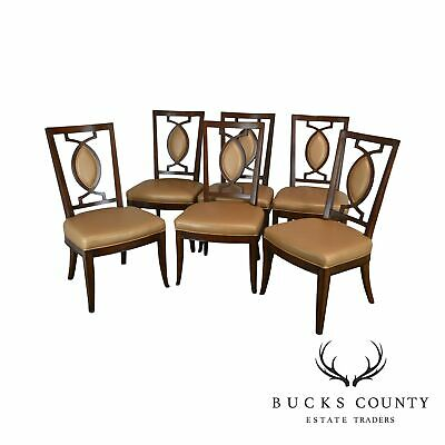 Cool Andre Originals Regency Directoire Style Set Of 6 Dining Pabps2019 Chair Design Images Pabps2019Com