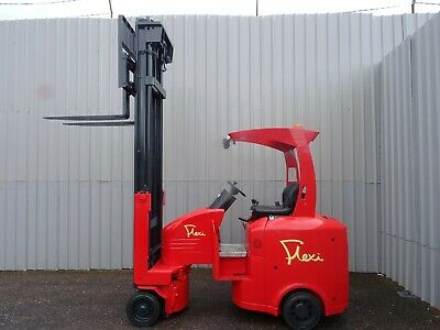 FLEXI EURO 2000Kg. USED ARTICULATED ELECTRIC FORKLIFT TRUCK. (#2533)