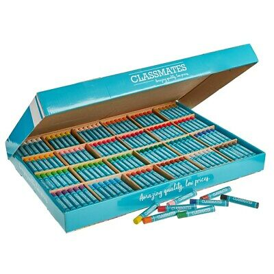 Oil Pastels - Jumbo Pack of 432 - Great Christmas or Birthday gift