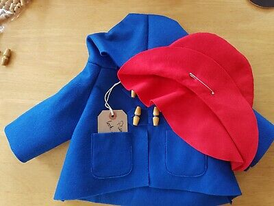 Coat, Hat And Tag For Gabrielle Paddington