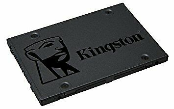"KINGSTON Kingston Technology A400 drives allo stato solido 2.5"" 120 GB Serial AT"