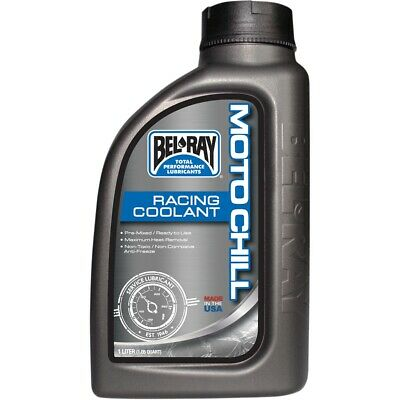 Bel-Ray Moto Chill Racing Coolant 1 Liter Flasche