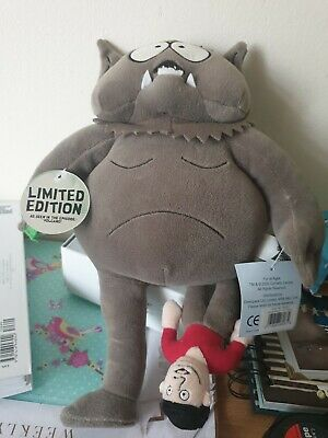 Mega Rare South Park Comedy Central Scuzzlebutt Limited Edition Plush With Tags