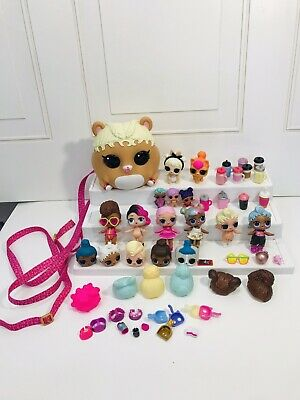LOL Surprise Doll Lot Big Sisters Little Sisters Clothes Wigs Pets Accessories +