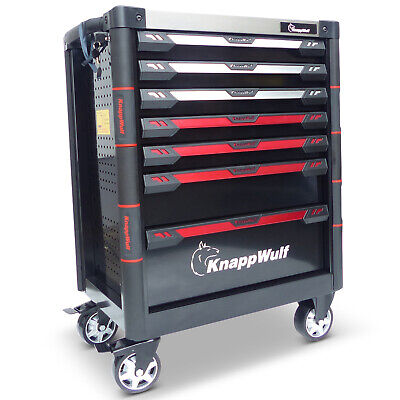 Tool Wagen Workshop Trolley KW533 Filled with Tool Toolbox
