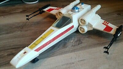Star Wars Vintage X-Wing Fighter Kenner 1978 Custom Guns And Canopy 3D Printed