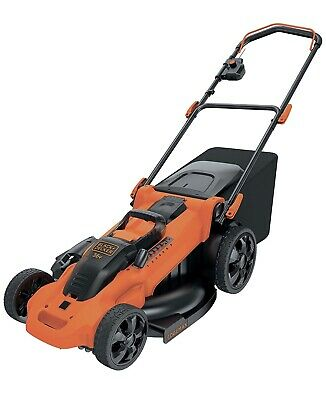 BLack&Decker  CLMA4825L2-QW Tondeuse sans Fil 36V Orange 48 cm.