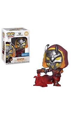 Funko Pop! Reaper Hell Fire #498 Overwatch Walmart Exclusive