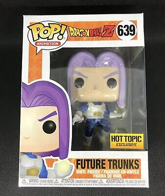 Funko Pop Future Trunks 639 Dragon Ball IN HAND SHIPS TODAY