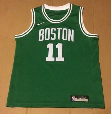 sale retailer d2061 0315a KYRIE IRVING NIKE Swingman Statement Jersey With GE Logo ...
