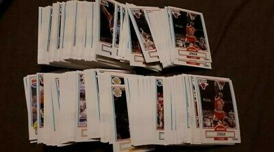 1990-91 Fleer NBA Basketball 1-196 You Pick UPick From List Lot To Complete Set