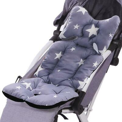 Soft Baby Infant Stroller Liner Head Cushion Body Support Buggy Car Seat Toilets