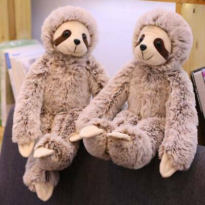Sloth Plush Toys Cute Stuffed Animal Doll Party Home Decor Birthday Gifts New