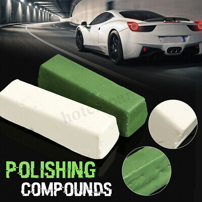 Abrasive Buffing Polishing Soap Compound Paste Wax Bar Metal Brass Grinding !