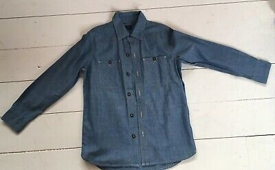 Gap Boy Jeans Shirt Size M