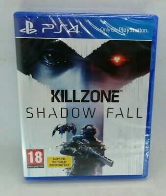 Killzone Shadow Fall Game for Sony PlayStation 4 PS4 BRAND NEW SEALED