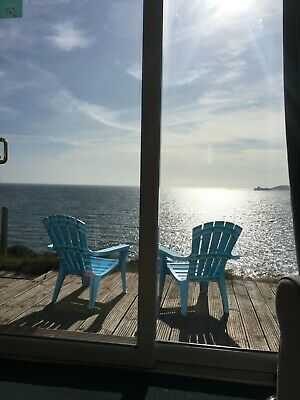 Holiday 14th September (7 nights) 2 bedroom Devon sea view 5* reviews