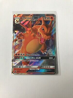 Charizard Gx Hidden Fates Tin Promo