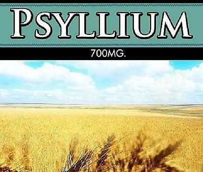Psyllium Fibre For Cleanse Cholesterol Constipation IBS Bowel Movements Bloating