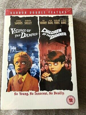 Village Of The Damned / Children Of The Damned Boxset