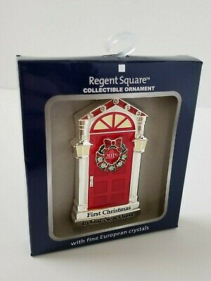 Regent Square First Christmas In Our new Home 2019 Ornament Decoration New Box